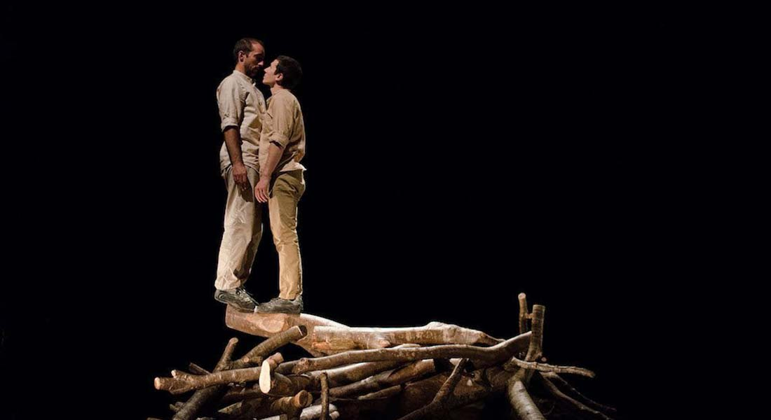 Pour Hêtre, mise en scène par Benjamin de Matteïs - Critique sortie Avignon / 2021 Avignon