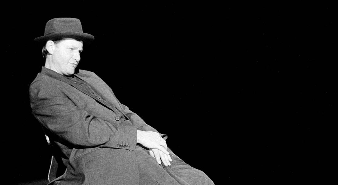 Premier Amour de Samuel Beckett mis en scène par Jean-Michel Meyer - Critique sortie Avignon / 2021 Avignon Avignon Off. Théâtre des Halles