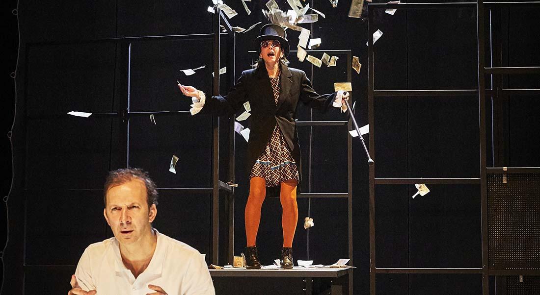 Presque égal à… de Jonas Hassen Khemiri mis en scène par Laurent Vacher - Critique sortie Théâtre Paris La Manufacture