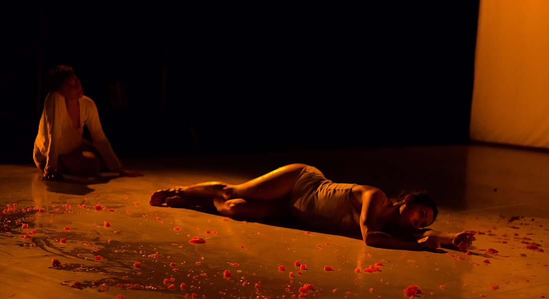 Pucie de Julie Botet et Mel Favre - Critique sortie Avignon / 2021 Avignon Avignon Off. La Factory - Théâtre de L'Oulle
