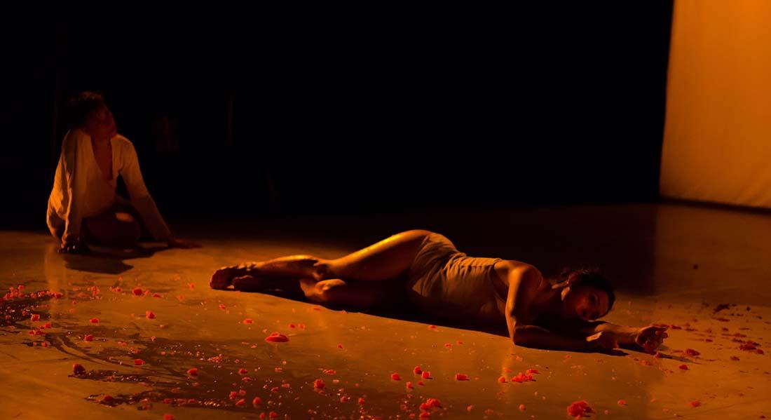 Pucie de Julie Botet et Mel Favre - Critique sortie Danse Avignon La Factory - Théâtre de l'Oulle
