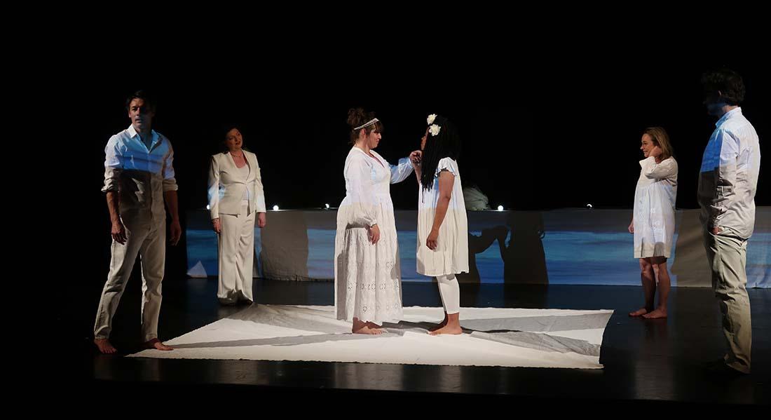 Rachel du By collectif, mise en scène de Delphine Bentolila - Critique sortie Avignon / 2021 Avignon Avignon Off. Le 11. Avignon