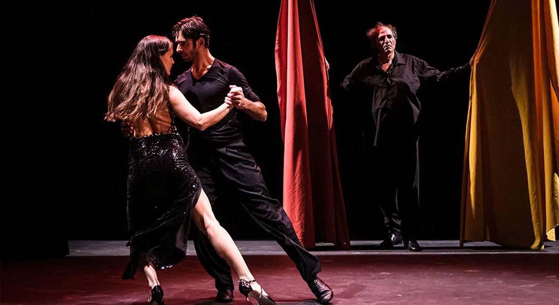 Tango Neruda de Serge Barbuscia - Critique sortie Avignon / 2021 Avignon Avignon Off. Théâtre du balcon