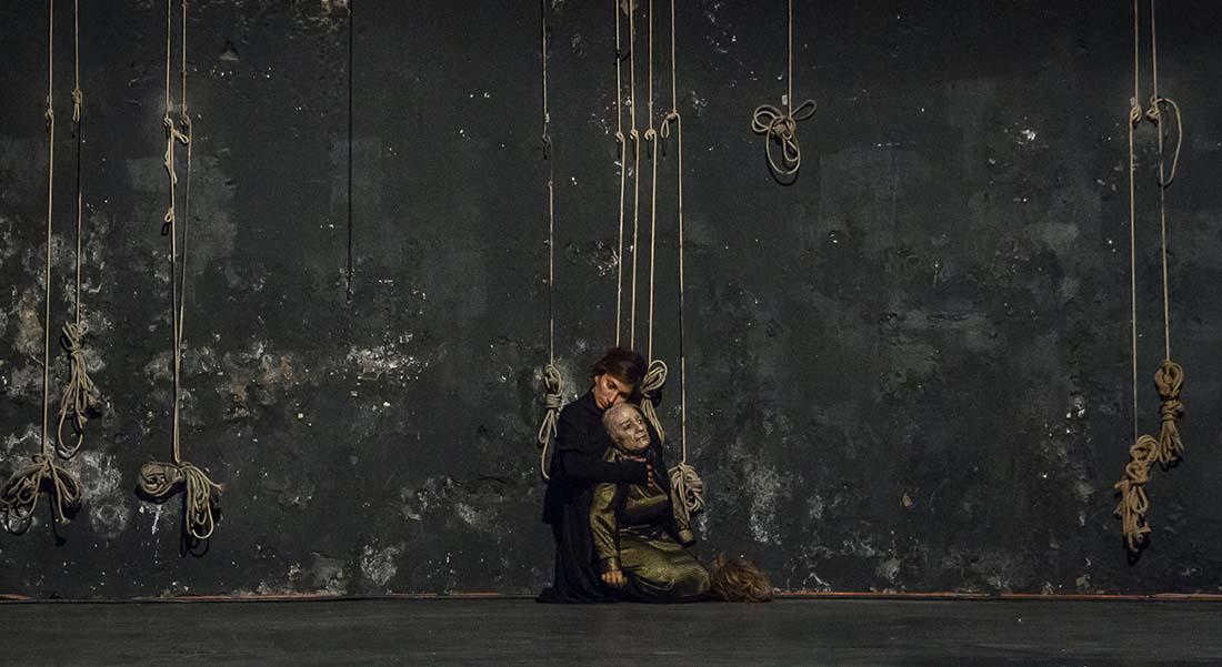 Tchaïka d'après Tchekov, mise en scène Natacha Belova et Tita Lacobelli - Critique sortie Avignon / 2021 Avignon Avignon Off. Théâtre des Doms