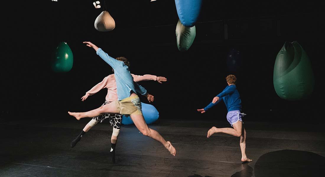 The Passion of Andrea 2 de Simone Mousset - Critique sortie Danse Avignon CDCN Les Hivernales
