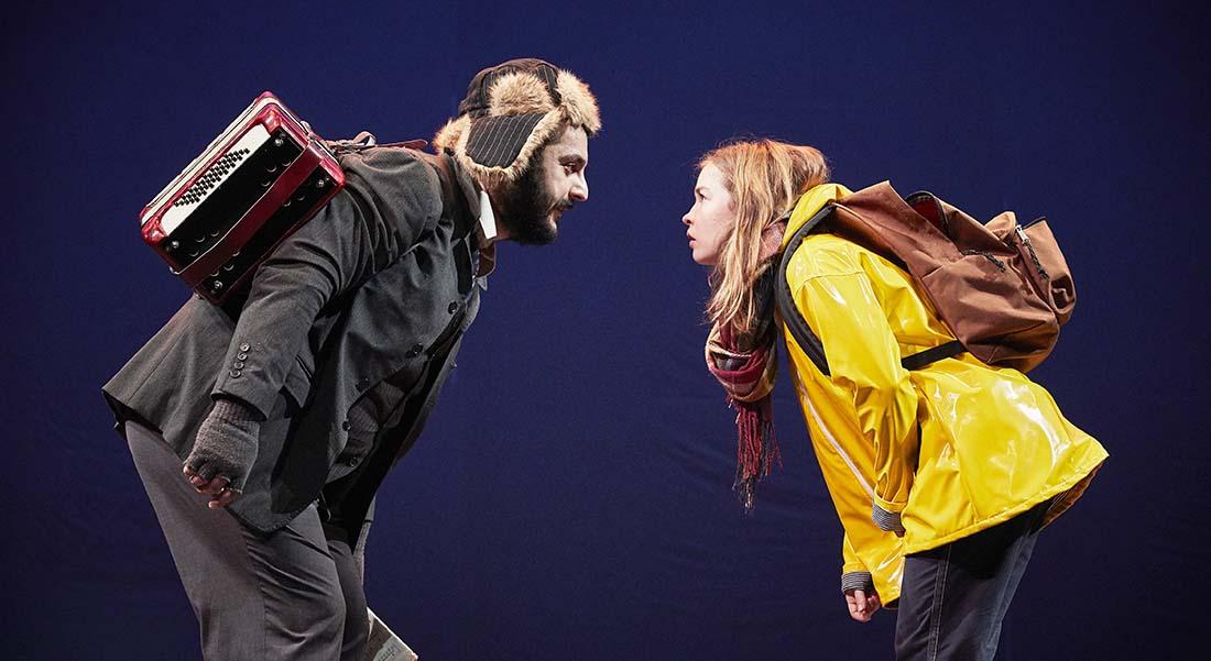 Thélonius et Lola de Serge Kribus, adaptation et mise en scène de Zabou Breitman - Critique sortie Avignon / 2021 Avignon Avignon Off. Théâtre du Chêne Noir