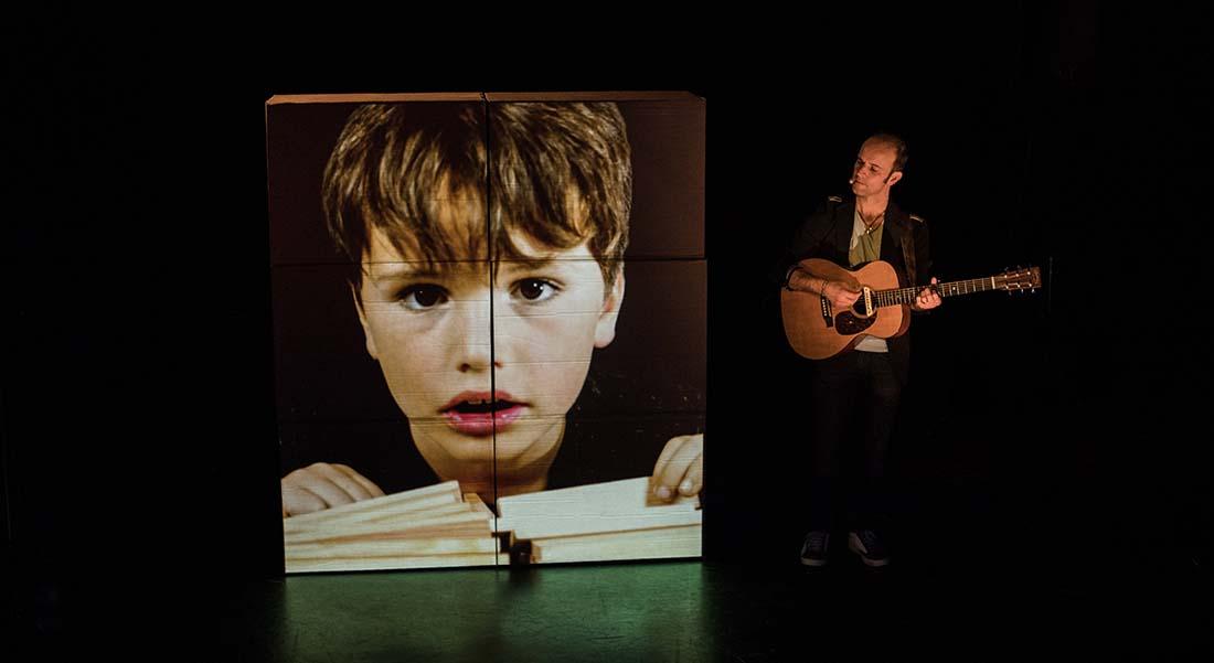 (Toujours) 2 de David Delabrosse - Critique sortie Théâtre Avignon La Scierie