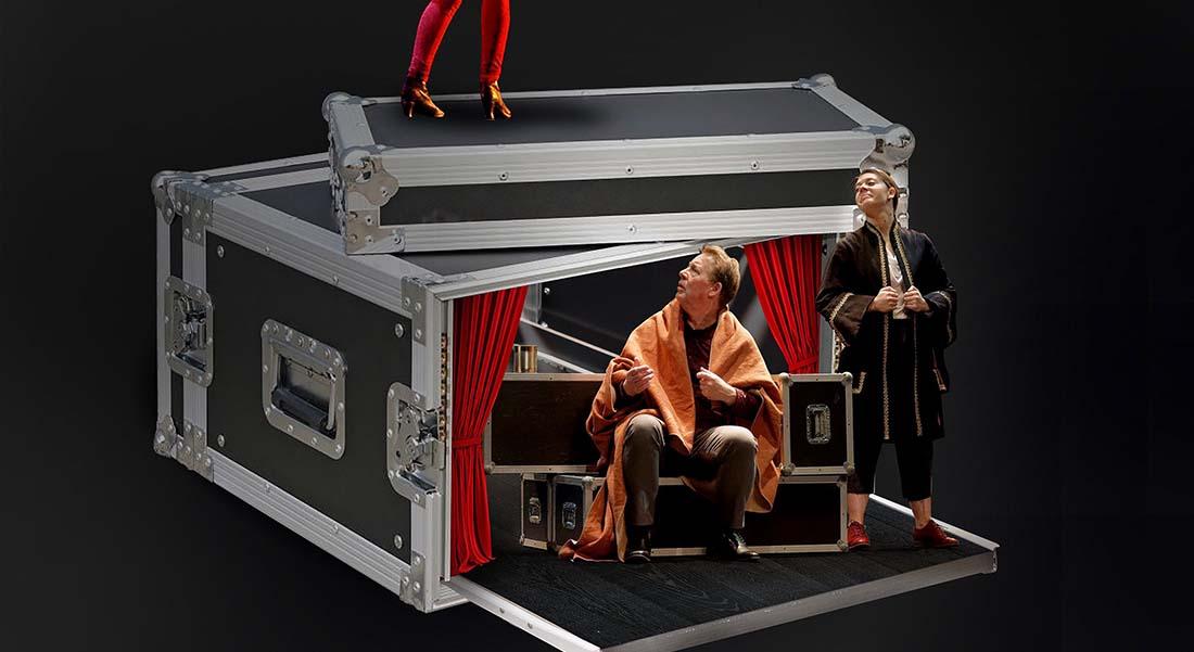 Tout le théâtre de l'iPhone au silex de Pierre Humbert, mise en scène Danièle Israël - Critique sortie Théâtre Avignon La Caserne