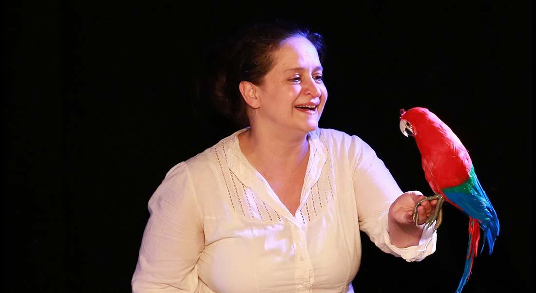 Un Cœur simple d'après Gustave Flaubert, mise en scène Xavier Lemaire - Critique sortie Avignon / 2021 Avignon Avignon off. Théâtre de La Luna