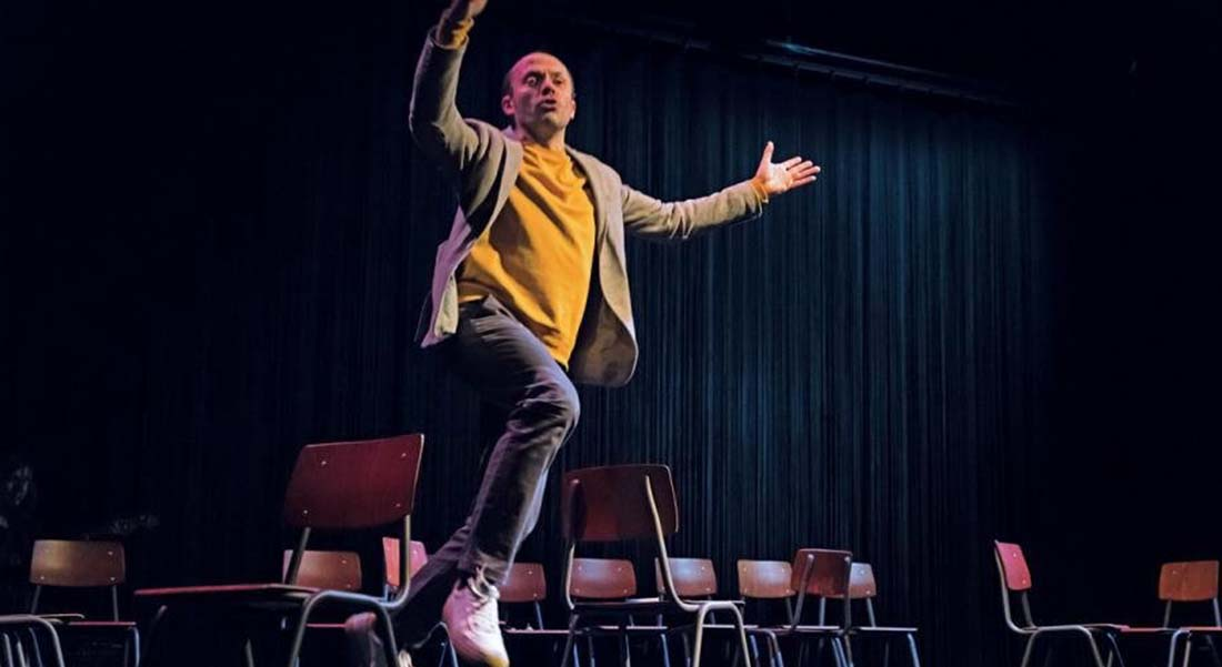Un silence ordinaire de Didier Poiteaux mis en scène par Olivier Lenel - Critique sortie Théâtre Avignon Théâtre des Doms
