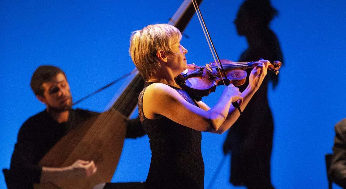 Vivaldi, l'âge d'or avec la violoniste Marianne Piketty - Critique sortie Avignon / 2021 Avignon Avignon Off. Théâtre du Girasole