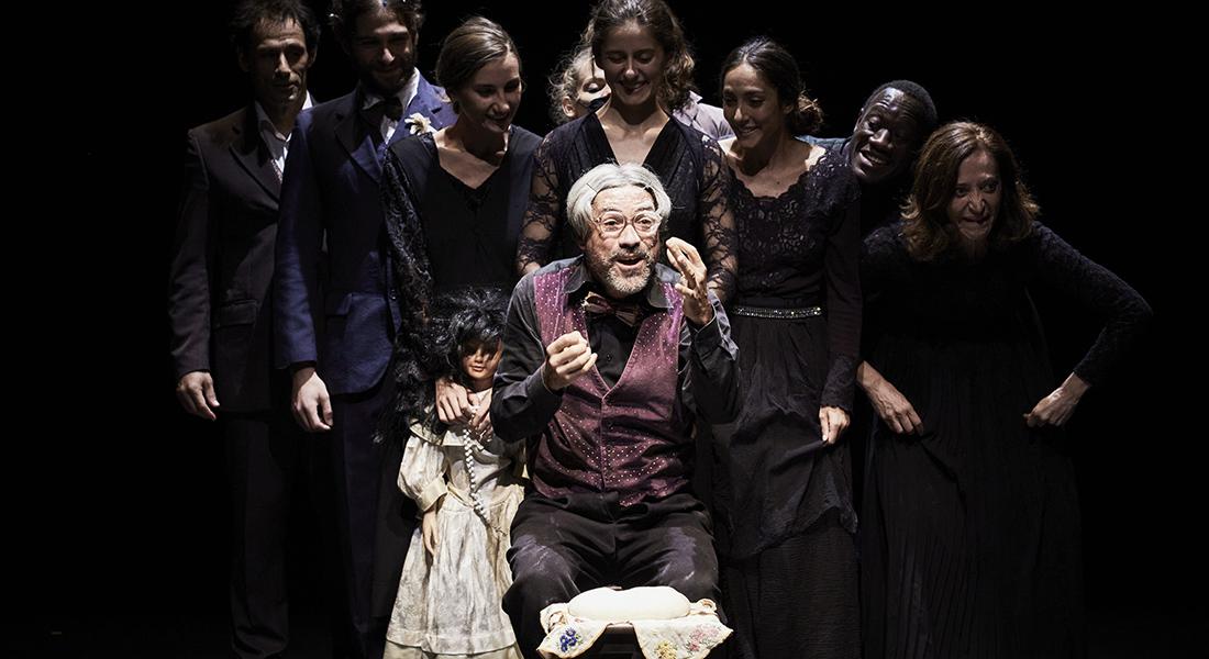 Misericordia et Pupo di Zucchero, texte et mise en scène Emma Dante - Critique sortie Théâtre Avignon LE GYMNASE