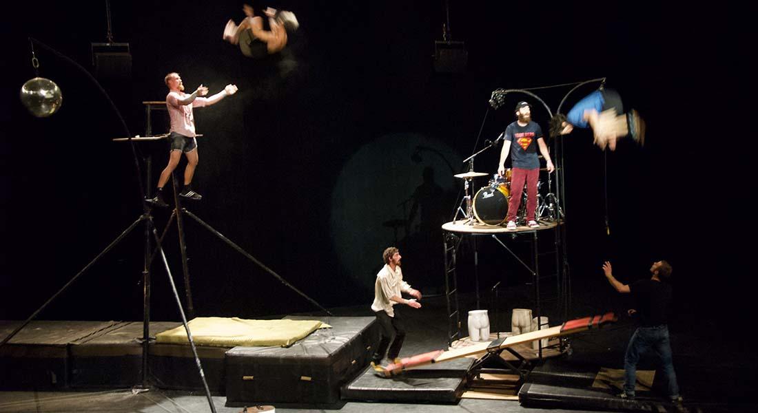 Village de cirque, édition 2021 - Critique sortie Théâtre Paris Pelouse de Reuilly