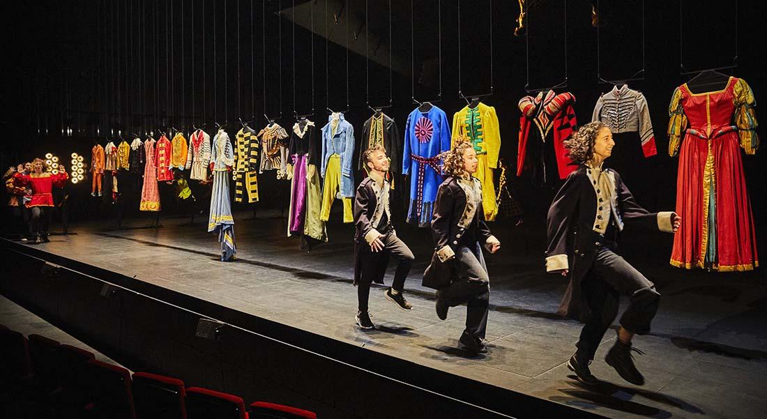 Le TNP fête ses 101 ans - Critique sortie Théâtre Villeurbanne Théâtre National Populaire
