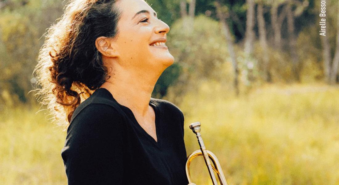 Airelle Besson en concert avec son album « Try » avec Isabel Sörling, Benjamin Moussay et Fabrice Moreau - Critique sortie Jazz / Musiques Boulogne-Billancourt La Seine Musicale