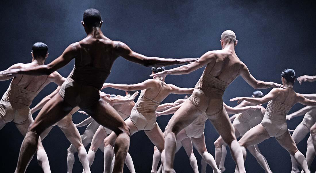 Soul Chain de Sharon Eyal - Critique sortie Danse Paris Le CENTQUATRE-PARIS