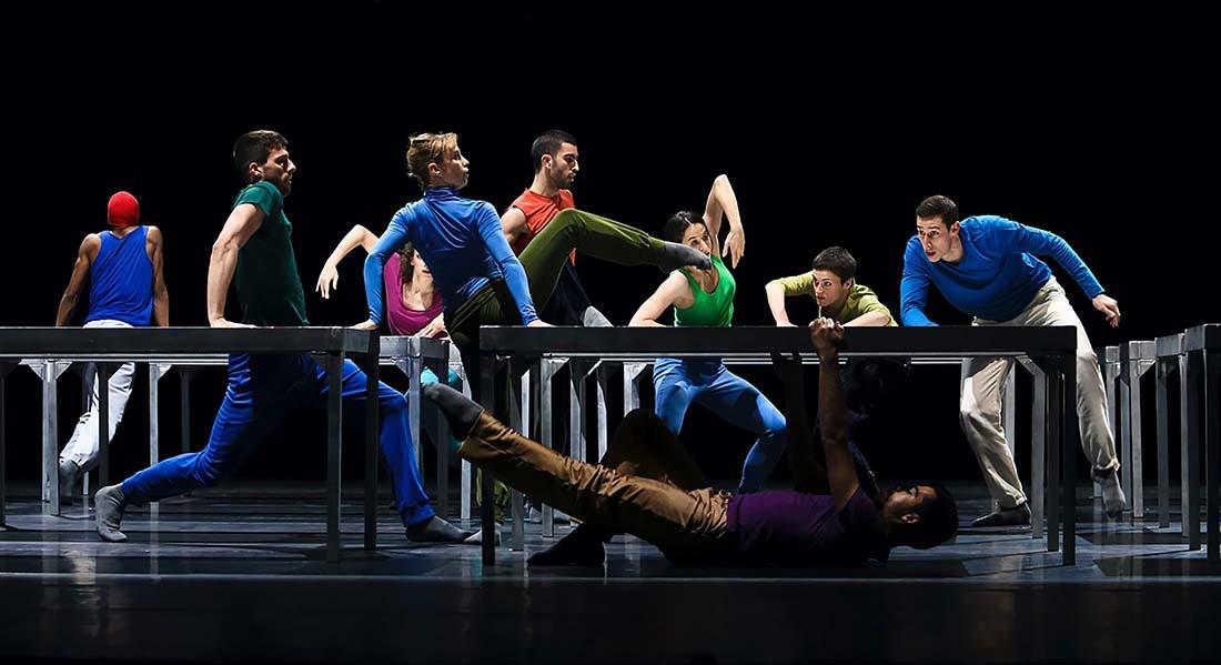 Le Ballet de l'Opéra de Lyon sur William Forsythe et Fabrice Mazliah - Critique sortie  Paris Chaillot - Théâtre national de la danse