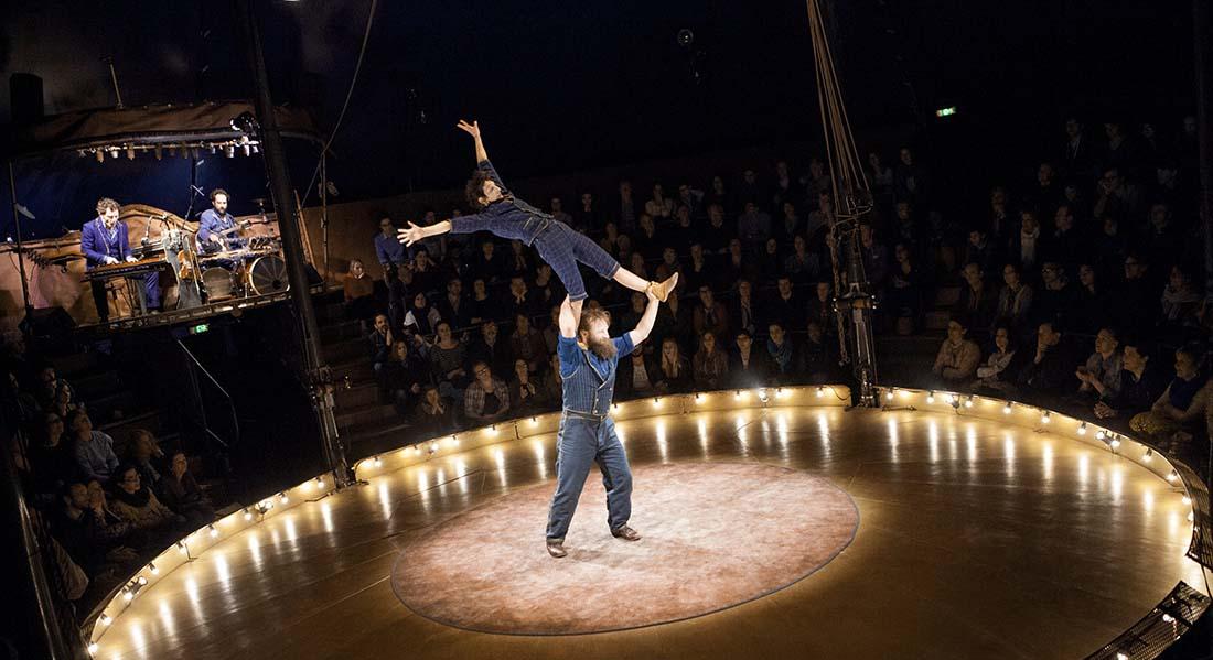 Campana du Cirque Trottola - Critique sortie Cirque Toulouse ThéâtredelaCité – CDN Toulouse Occitanie