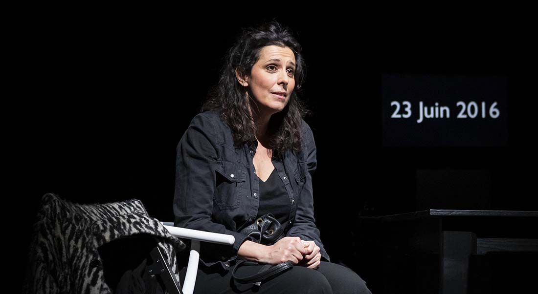 Et leurs cerveaux qui dansent de Séphora Haymann et Vanessa Bettane - Critique sortie Théâtre Paris Les Plateaux Sauvages