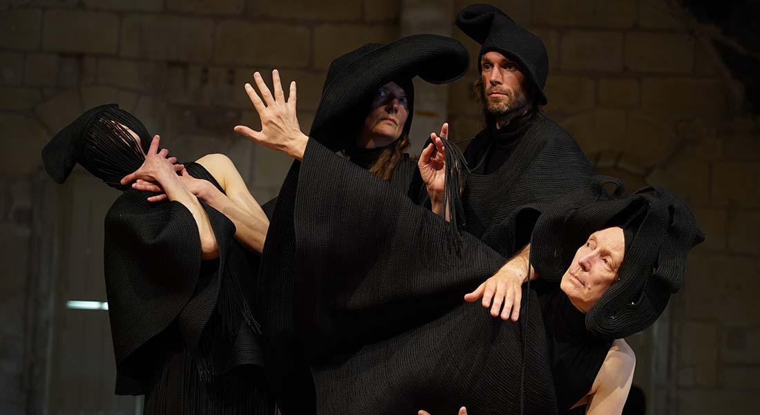 Festival de Royaumont 2021, volet danse - Critique sortie Danse Asnières-sur-Oise