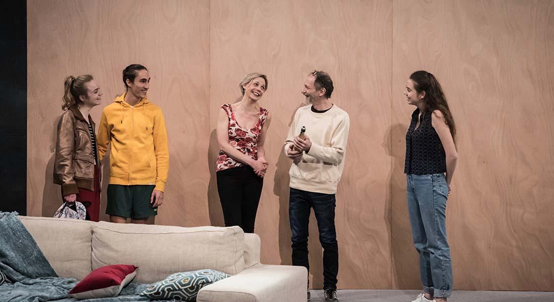 Le Théâtre de Sartrouville est associé au Festival Impatience - Critique sortie  Sartrouville Théâtre de Sartrouville et des Yvelines - Centre Dramatique National.