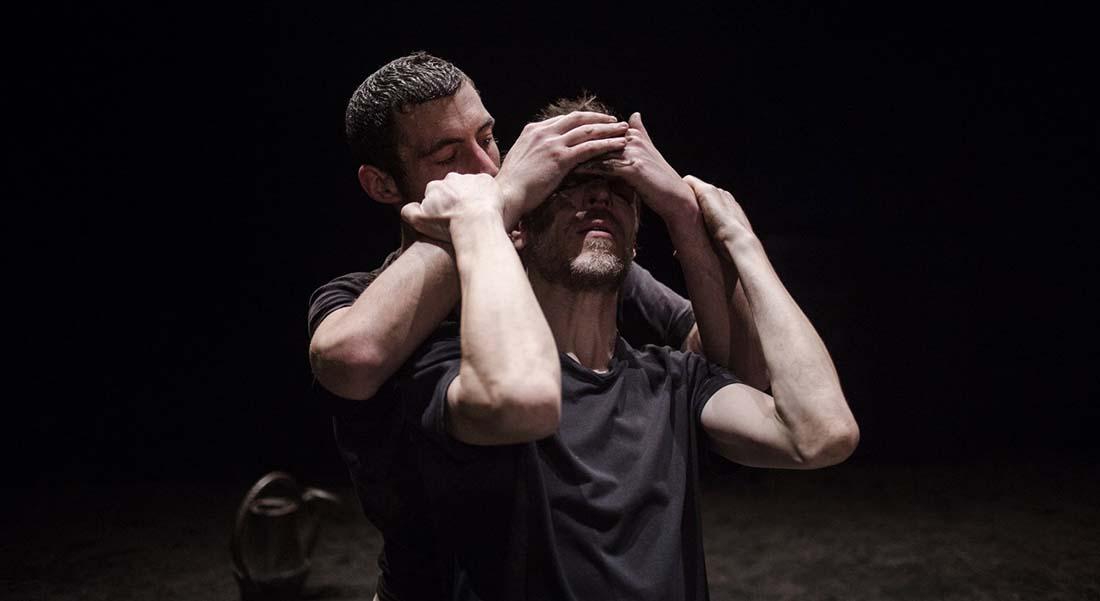 Hamlet de Shakespeare, adaptation et mise en scène Luca Giacomoni - Critique sortie Théâtre Paris Le Monfort Théâtre