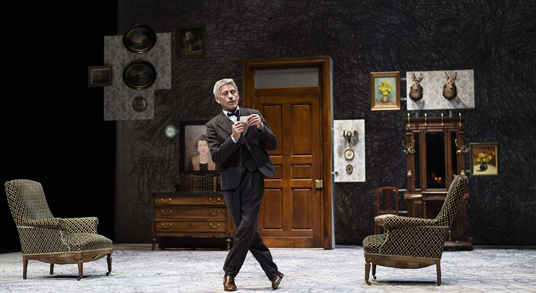 Harvey de Mary Chase, mise en scène de Laurent Pelly - Critique sortie  Suresnes THEATRE JEAN VILAR-SURESNES