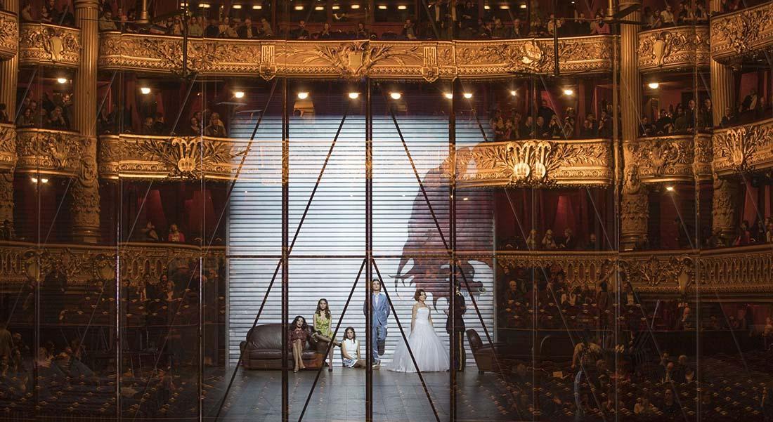 Iphigénie en Tauride, mis en scène par Krzysztof Warlikowski au Palais Garnier - Critique sortie Classique / Opéra Paris Palais Garnier