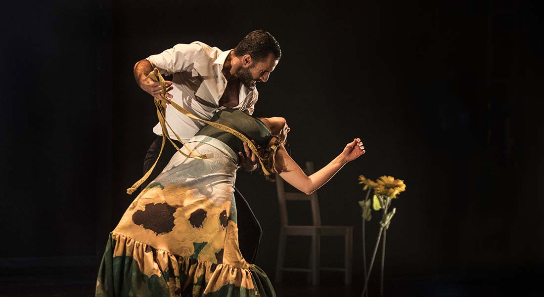 La 5e Biennale d'Art Flamenco en 2022 - Critique sortie  Paris Chaillot - Théâtre national de la danse