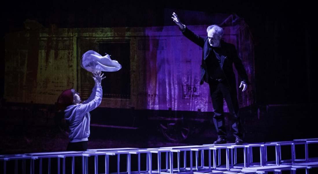 La Plus Précieuse des marchandises de Jean-Claude Grumberg,  adaptation et mise en scène Charles Tordjman - Critique sortie Théâtre Paris Théâtre du Rond-Point