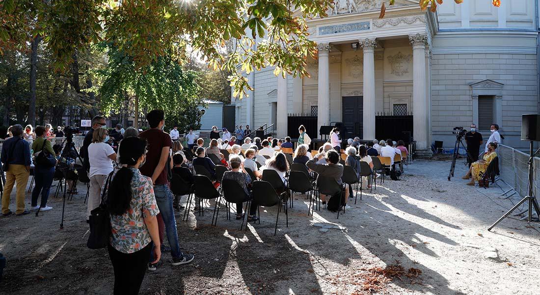 Le Rond-Point dans le Jardin - Critique sortie Théâtre Paris Théâtre du Rond-Point