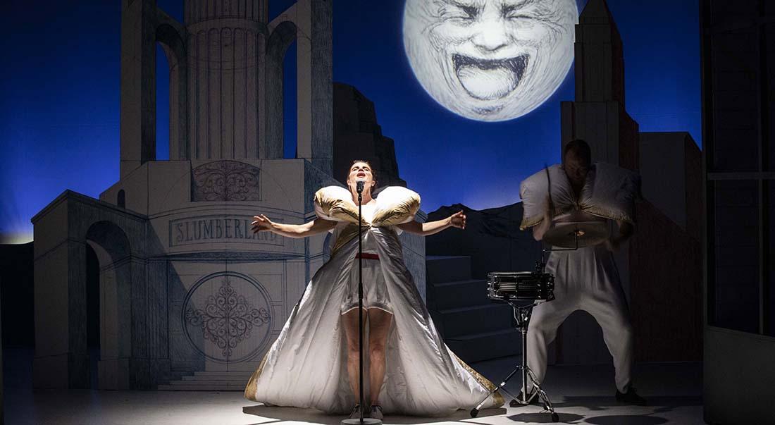 Little Nemo ou la vocation de l'Aube d'après Winsor McCay, mise en scène d' Émilie Capliez - Critique sortie Théâtre Grenoble MC2 : Grenoble – Scène nationale