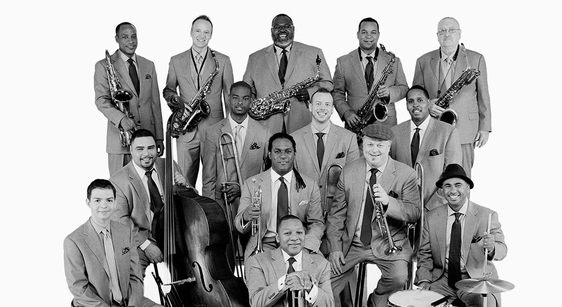 Week-end Jazz XL avec  l'Orchestre National de Jazz, le Red Desert Orchestra, Jazz at Lincoln Center Orchestra et le Umlaut Big Band - Critique sortie Jazz / Musiques Paris Philharmonie de Paris