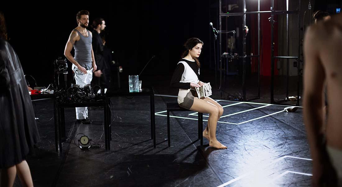 Memory Loss d' Ann Van den Broek - Critique sortie Danse Paris Théâtre de la Cité Internationale