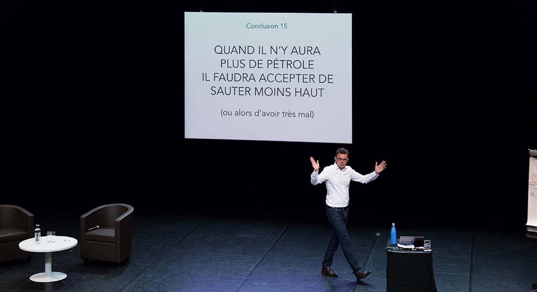 Olympicorama de Frédéric Ferrer - Critique sortie Théâtre Paris La Villette