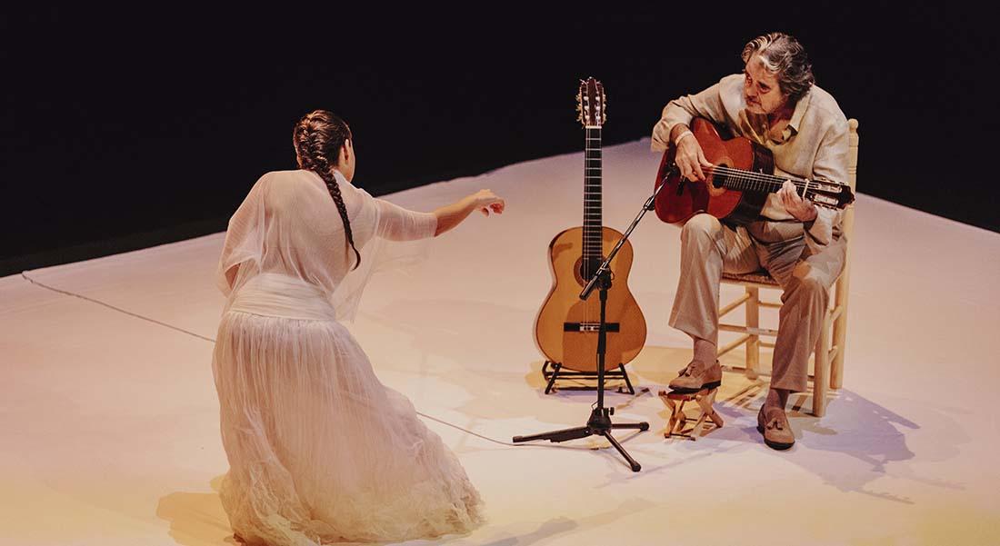 Rocio Molina renoue avec la guitare - Critique sortie  Paris Chaillot - Théâtre national de la danse