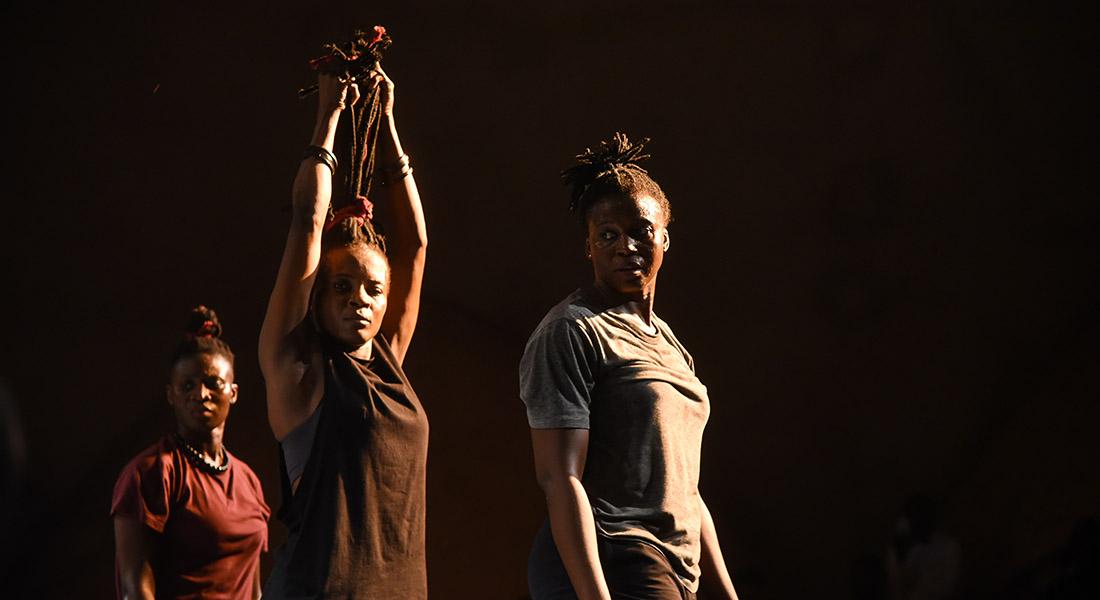 Siguifin d'Amala Dianor, Ladji Koné, Naomi Fall et Alioune Diagne - Critique sortie Danse Paris Palais de la Porte Dorée- Musée de l'Histoire de l'Immigration
