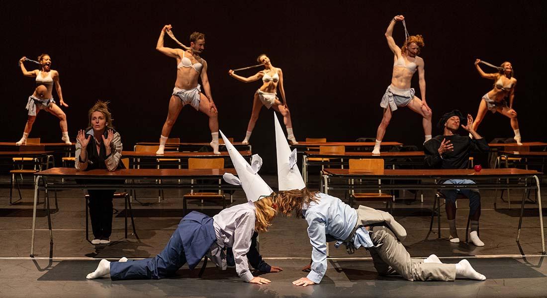 The Fluid Force of Love, chorégraphie de Jan Fabre - Critique sortie  Annecy Bonlieu - Scène Nationale d'Annecy