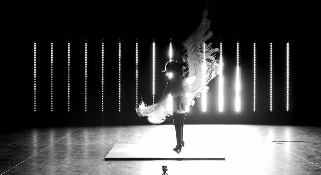 Tientos al Tiempo, chorégraphie de Patricia Guerrero, scénographie  Pablo Valbuena - Critique sortie Danse Paris Le CENTQUATRE-PARIS