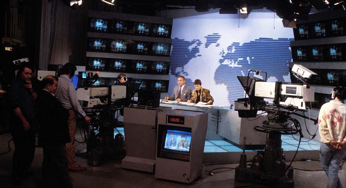 Une Télévision française de Thomas Quillardet - Critique sortie  Sartrouville Théâtre de Sartrouville et des Yvelines - Centre Dramatique National.