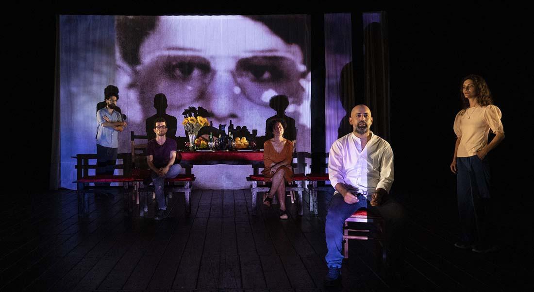 Y-Saidnaya de Ramzi Choukair - Critique sortie  Annecy Bonlieu - Scène Nationale d'Annecy