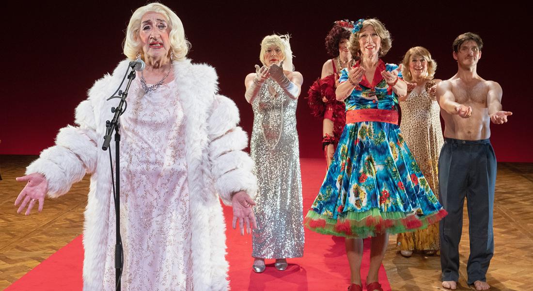 Gardenia, mise en scène d'Alain Platel et Frank Van Laecke sur une idée de Vanessa Van Durme - Critique sortie Danse Lieusaint Théâtre-Sénart - Scène Nationale