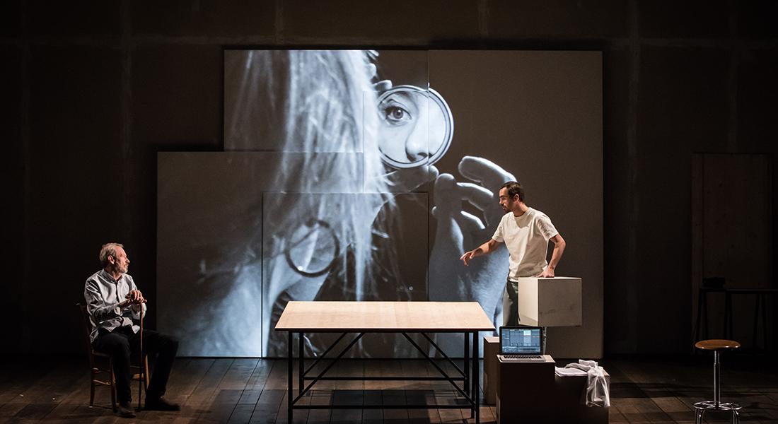 La Mouette, d'après Anton Tchekhov / conception et mise en scène Cyril Teste / collectif MxM - Critique sortie Théâtre Bonlieu Bonlieu - scène nationale