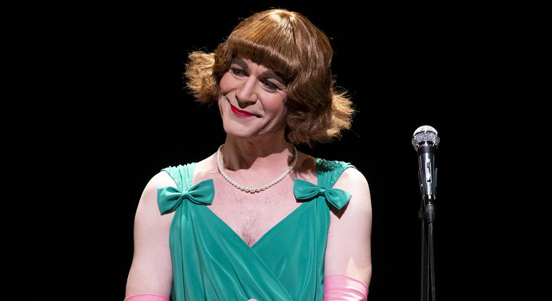 Madame Fraize de Marc Fraize, mise en scène d'Alain Degois, alias Papy - Critique sortie Théâtre Paris Théâtredu Rond Point