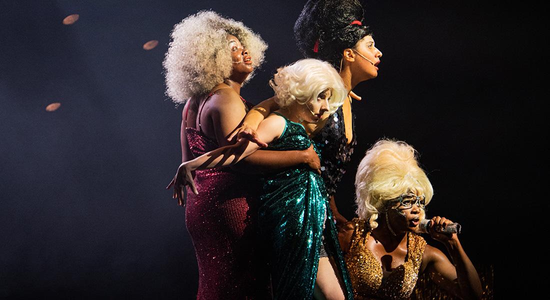 My Body is a Cage de Ludmilla Dabo - Critique sortie Théâtre Paris Théâtre de la Tempête