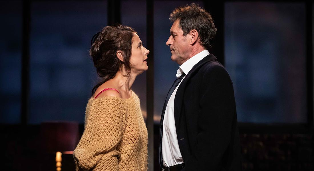 Skylight de David Hare, mise en scène Claudia Stavisky - Critique sortie Théâtre Lyon _Théâtre des Célestins