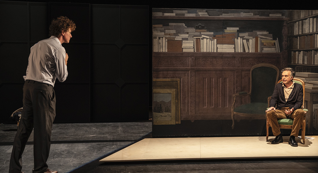 Un Vivant qui passe d'après Claude Lanzmann, mise en scène d'Éric Didry - Critique sortie Théâtre Lyon Célestins – Théâtre de Lyon