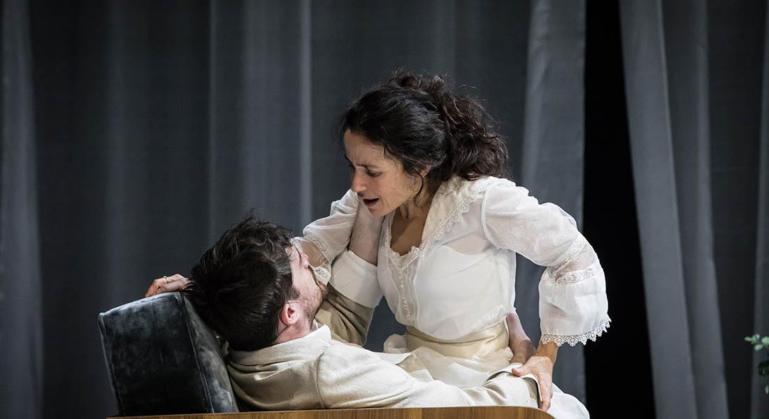 Comme tu me veux de Luigi Pirandello, mise en scène de Stéphane Braunschweig - Critique sortie Théâtre Paris L'Odéon-Théâtre de l'Europe
