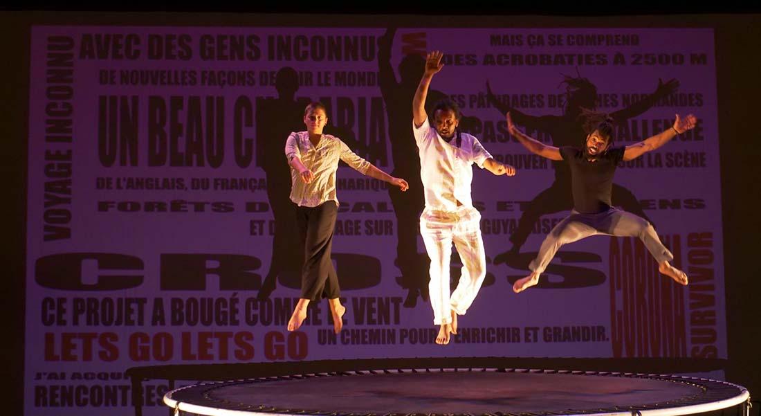 Cross de Cyrille Musy et François Bedeaux - Critique sortie Cirque Lille Le Prato