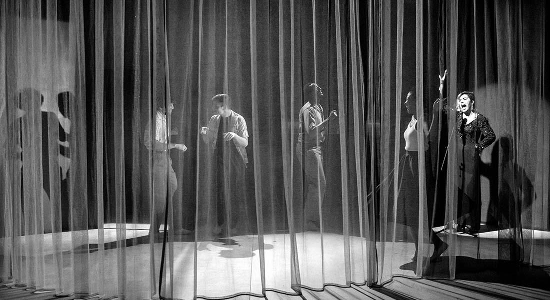 Et le cœur fume encore de Margaux Eskenazi - Critique sortie Théâtre Bagneux